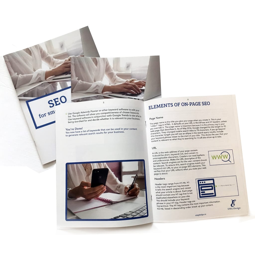 SEO Booklet