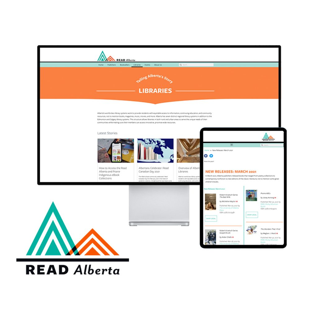 Read Alberta Website Development