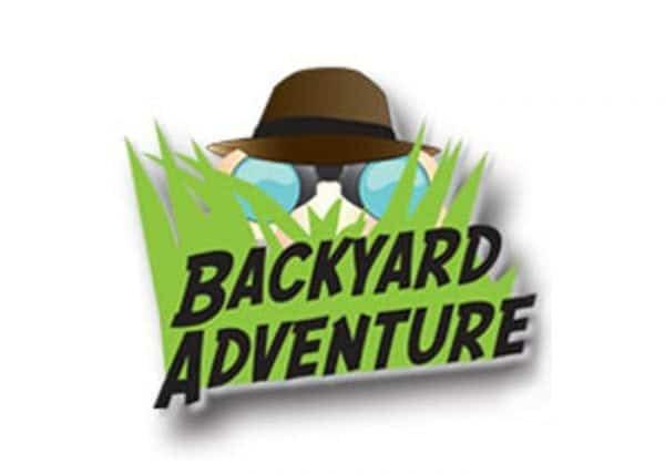 The Backyard Adventure Logo