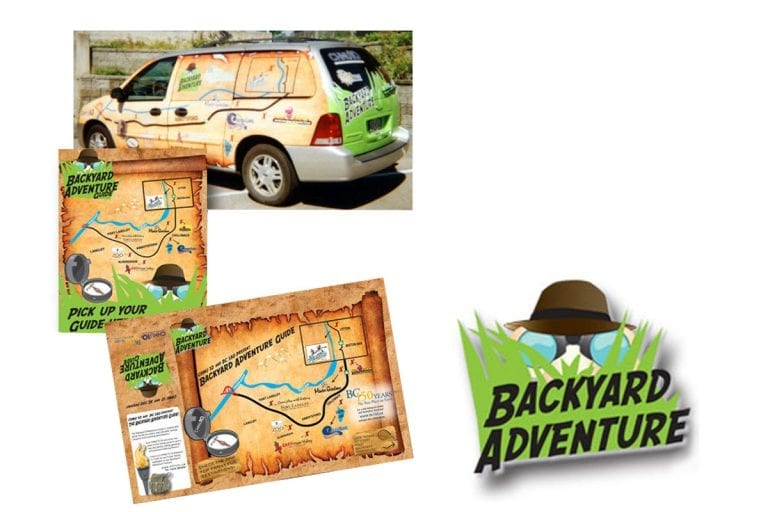The Backyard Adventure Promotional Campaign