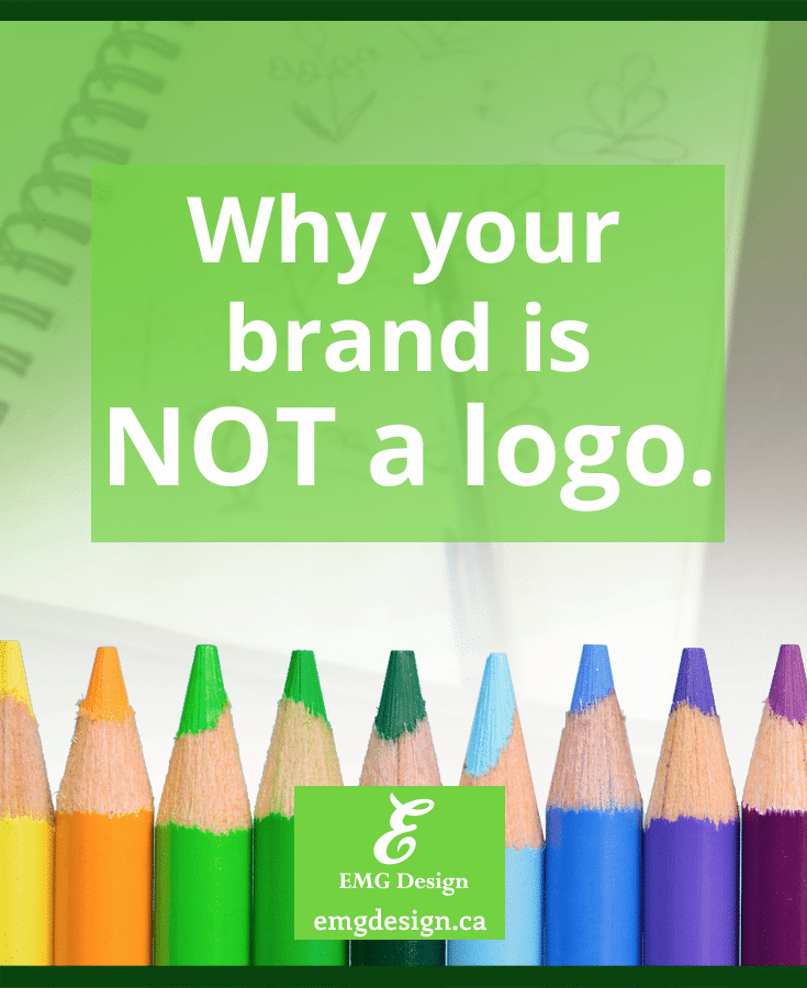 Why your brand is not a logo
