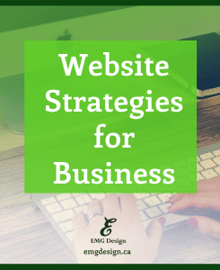 Website Strategies for Business