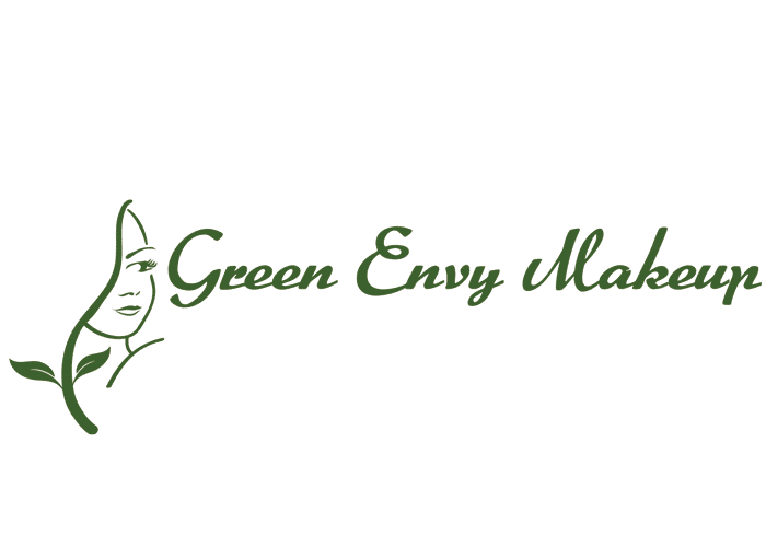 Green Envy Makeup