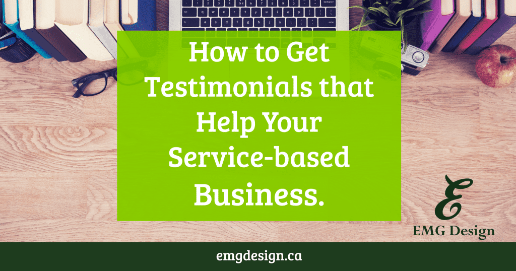 How to get awesome testimonials